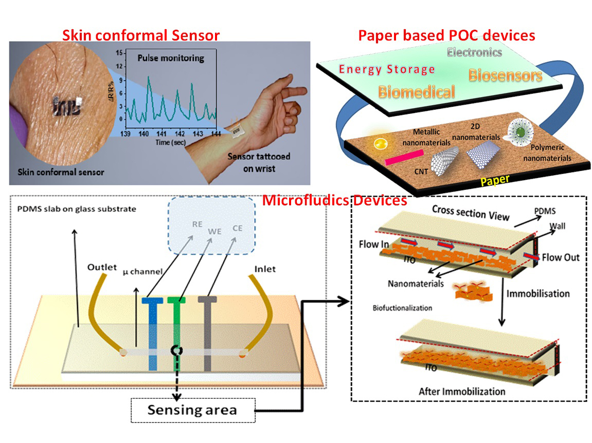 Flexible Devices & Biosensors