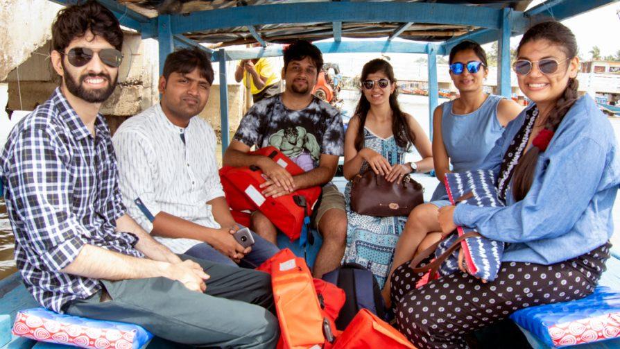 Orissa Boat ride